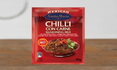 Free Packet of Chilli Con Carne Seasoning Mix