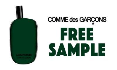 Free Amazingreen Perfume