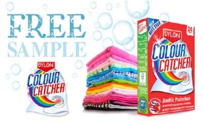 Free Dylon Colour Catcher