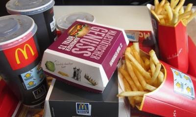 Free McDonalds Food