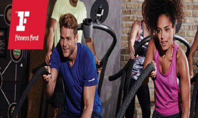 Free Fitness First Gym Pass