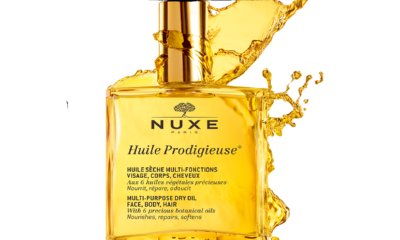 Free NUXE Body Oil