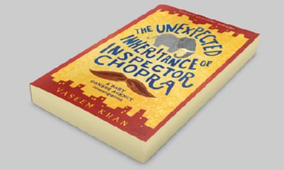Free Copy of The Unexpected Inheritance of Inspector Chopra