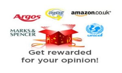 Get Paid Up To £5 Per Survey