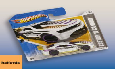 Free Hot Wheels Toy Car