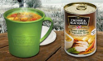 Free Microwaveable Mug
