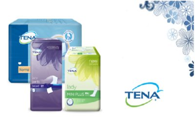 Free Sample of TENA Products