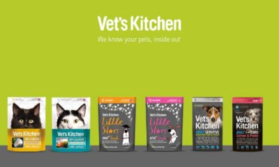 Free Vet's Kitchen Pet Food