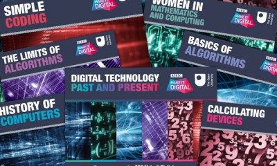 Free BBC Digital Technology Past and Present Pack