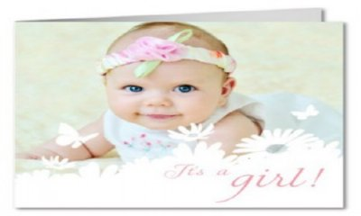 Free Baby Cards Sample Pack
