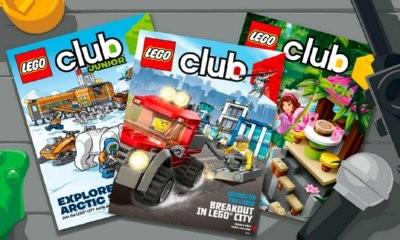 Free Lego Club Magazine