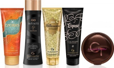 Free Tanning Shop Lotion or Lip Gloss