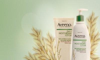 Free Aveeno Moisturising Cream