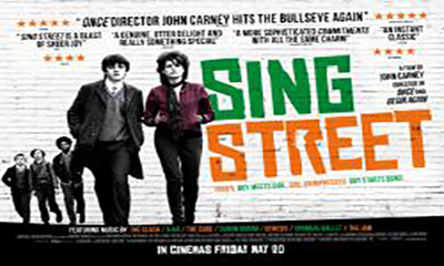 Free Cinema Tickets To See Sing Street