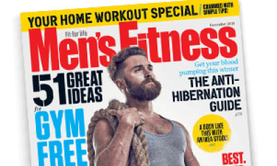 Free Copy of Men's Fitness