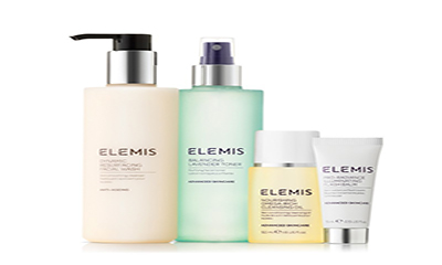 Free ELEMIS Beauty Product Testing