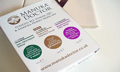 Free Manuka Skincare Set