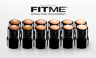 Free Maybelline Fit Me Shine Free Foundation