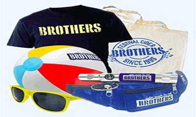 Free Brothers Cider Festival Kit