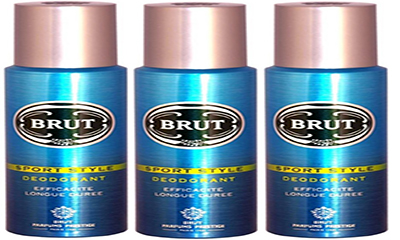 Free Brut Mens Fragrance