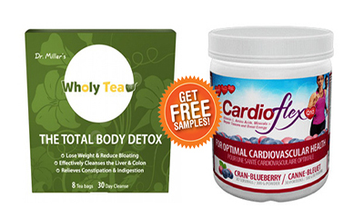 Free Cardioflex Tea Sample