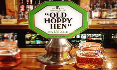 Free Case of Old Speckled Hen Pale Ale