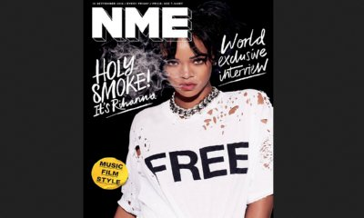 Free Copy of NME Magazine