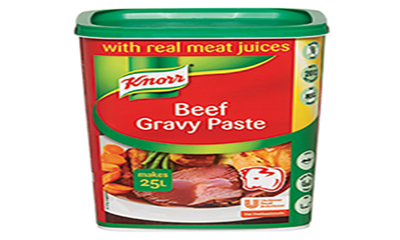 Free Knorr Beef Gravy Paste