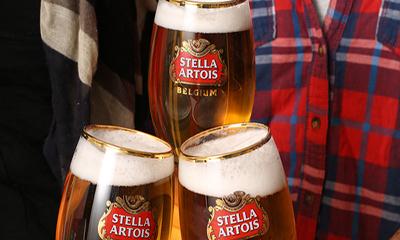 Free Stella Artois Pint