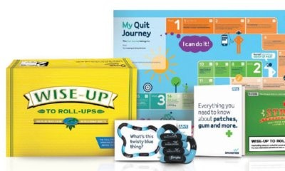 Free Tangle Toy & Wise-Up Pouch