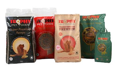Free Trophy Pet Food