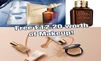 Free £12.20 Worth of Makeup