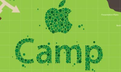 Free Apple Summer Camp for Kids