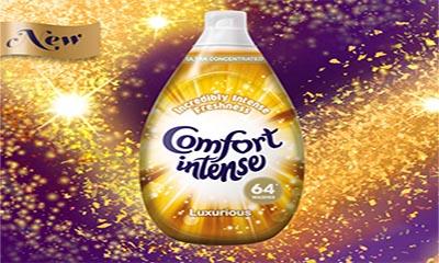 Free Comfort Intense Laundry Detergent