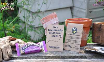 Free Eat Natural Seed Pack