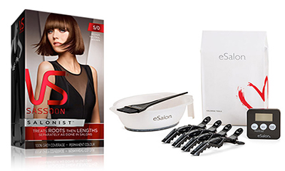 Free Vidal Sassoon Hair Dye