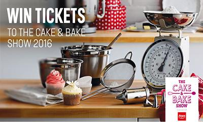 Free Cake & Bake Tickets