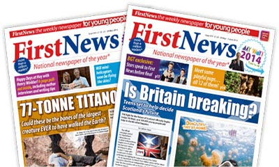 Free First News Children's Newspaper