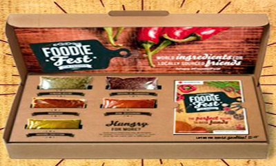 Free Herbs and Spices Box