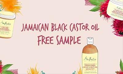 Free Jamaican Black Castor Oil