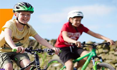 Free Kids Bike Workshops and Goody Bag