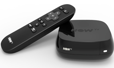 Free NOW TV Box