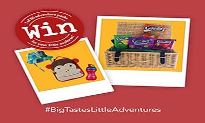 Free Organix Goodies Children's Snack Box