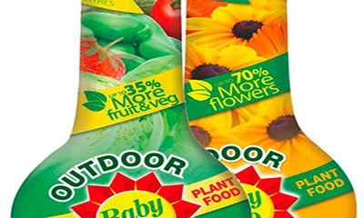Free Outdoor Baby Bio Plant Food