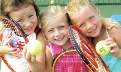 Free Tennis Course for Kids