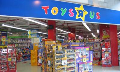 Free Toys R Us Voucher