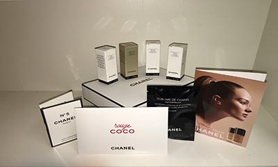 Free CHANEL Sample Set