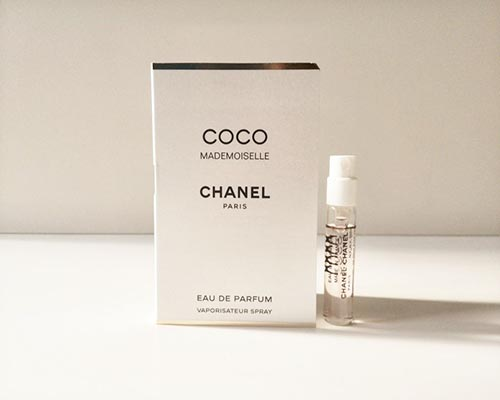 Free Chanel COCO Mademoiselle Sample