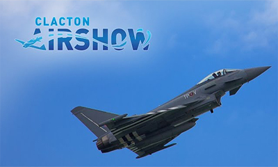 Free Clacton Airshow Tickets