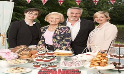 Free Great British Bake Off Tickets